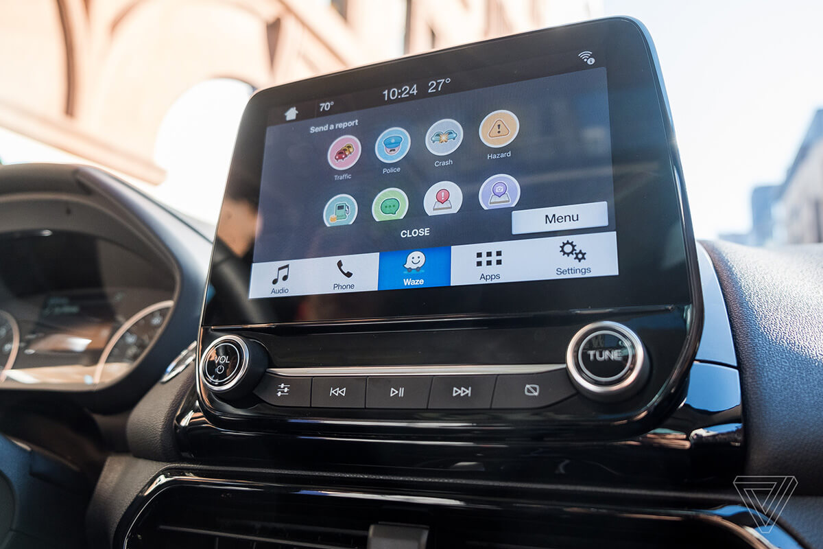 ford ecosport 2018 to have sync 3 infotainment with waze alexa integration thinkwik blogs. Black Bedroom Furniture Sets. Home Design Ideas