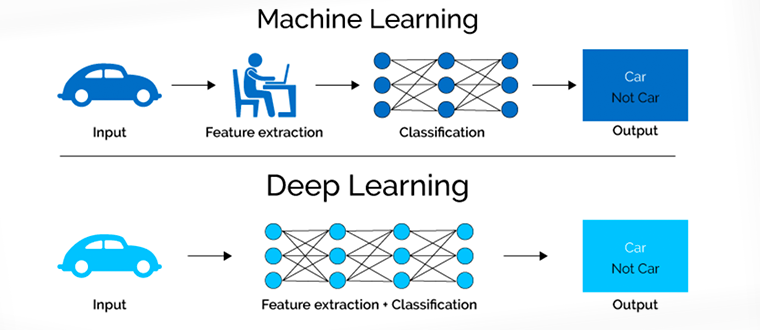 Insights of The Machine Learning and The Deep Learning