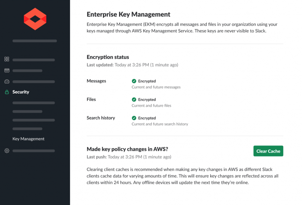 Slack Introduced Encryption Key Add-on to Prevent Data