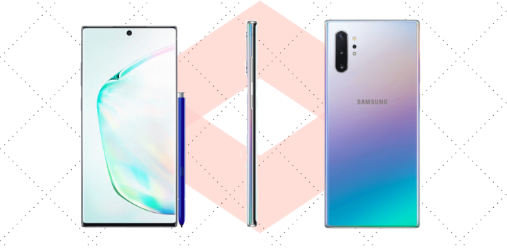 Samsung Galaxy Note 10 leaked images